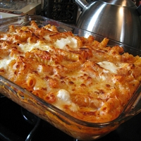 Uncle Sean's Baked Ziti