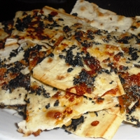 Unleavened Griddle-Baked Pita