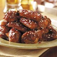 Sweet 'n' Tangy Chicken Wings