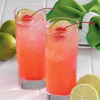 Bottoms-Up Cherry Limeade