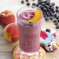 Blueberry Fruit Smoothie