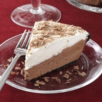 Chocolate Lover's Cream Pie