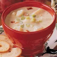 Best Ever Potato Soup