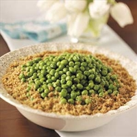 Holiday Peas