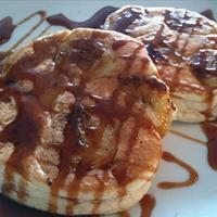 USA style pancakes