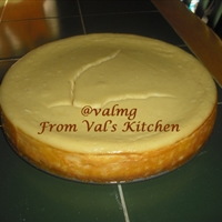 Valmg's Lemon Vanilla Oreo Cheesecake