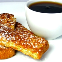 Vanilla French Toast Dunkers