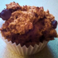 Vegan Morning Muffins (Low fat)