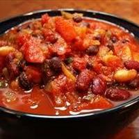 Vegetarian Chilli