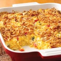 Veggie - Cheesy Mexican Corn Bake