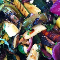 Veggie: Grilled Vegetable Salad