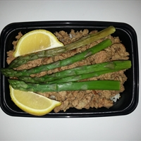 Walvado LUNCH Lemon Turkey-Medium (335 Calories)
