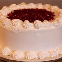 White Butter Cream Cake Frosting