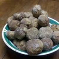 Whole Wheat Doughnut Holes (baked)