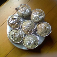 Wholemeal Muffins
