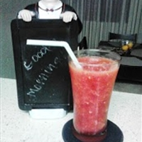 Wiggly Giggely Watermelon Smoothie