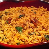 Wild Basmati Rice with Orange-Soy