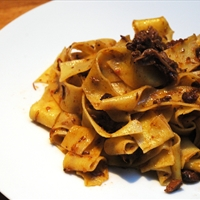 Wild Boar Ragu