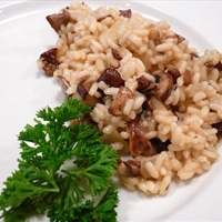 Wild Mushroom Risotto