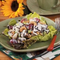 Wild Rice and Turkey Salad