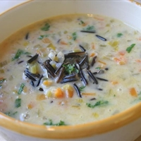 Wild Rice Soup