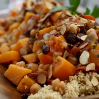 Winter Squash Ragout
