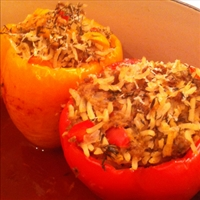 Ww Hearty Stuffed Bell Peppers