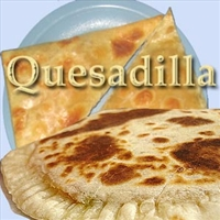 Yummy & Juicy Turkey Quesadilla