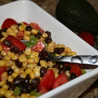 Zesty Black Bean & Corn Salad