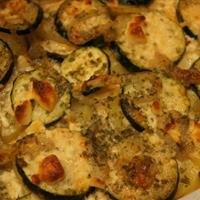 Zucchini-Potato Dish