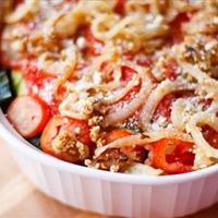 Zucchini and Tomato Casserole