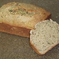 Zucchini-Walnut Loaf