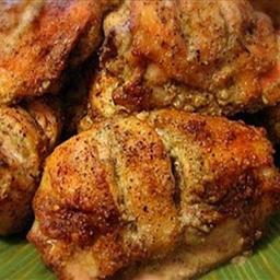 20 Cloves Garlic Chicken