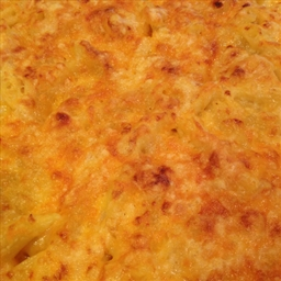 3-Cheese Baked Macaroni & Cheese