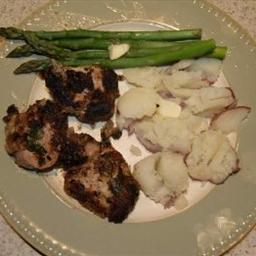30-Min- Herbed Pork Cutlets