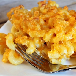 4 cheese macaroni and cheese