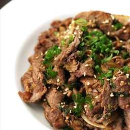 Korean BBQ Bulgogi Marinade