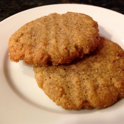 LCHF Almond Butter Cookies