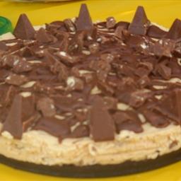 Ang's No Bake Toblerone Cheesecake