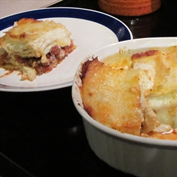 Ann's Traditional Lasagna