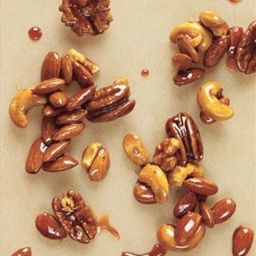 Appetizer - Candied Nuts
