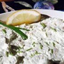 Appetizer - Warm Blue Cheese Dip