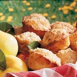 Apple Cinnamon Streusel Muffins Recipe