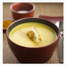 Apple Curried Soup