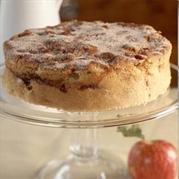 Apple Scotch Cake