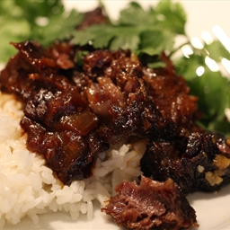 Asian-style Short Ribs