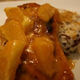 Aunt Harriett's Orange Curry Chicken