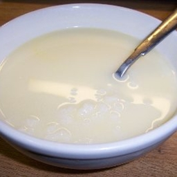 Avgolemono (Greek Egg and Lemon Soup)