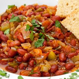 Awesome Vegetarian Chili