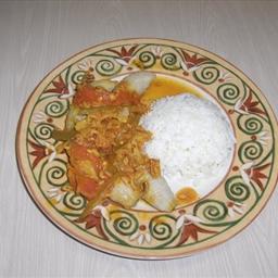 Bacalao Guisado (Codfish Stew)